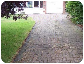 Block Paving Cleaning Wiltshire