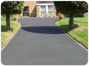 Tarmac Driveway Cleaning & Renovation